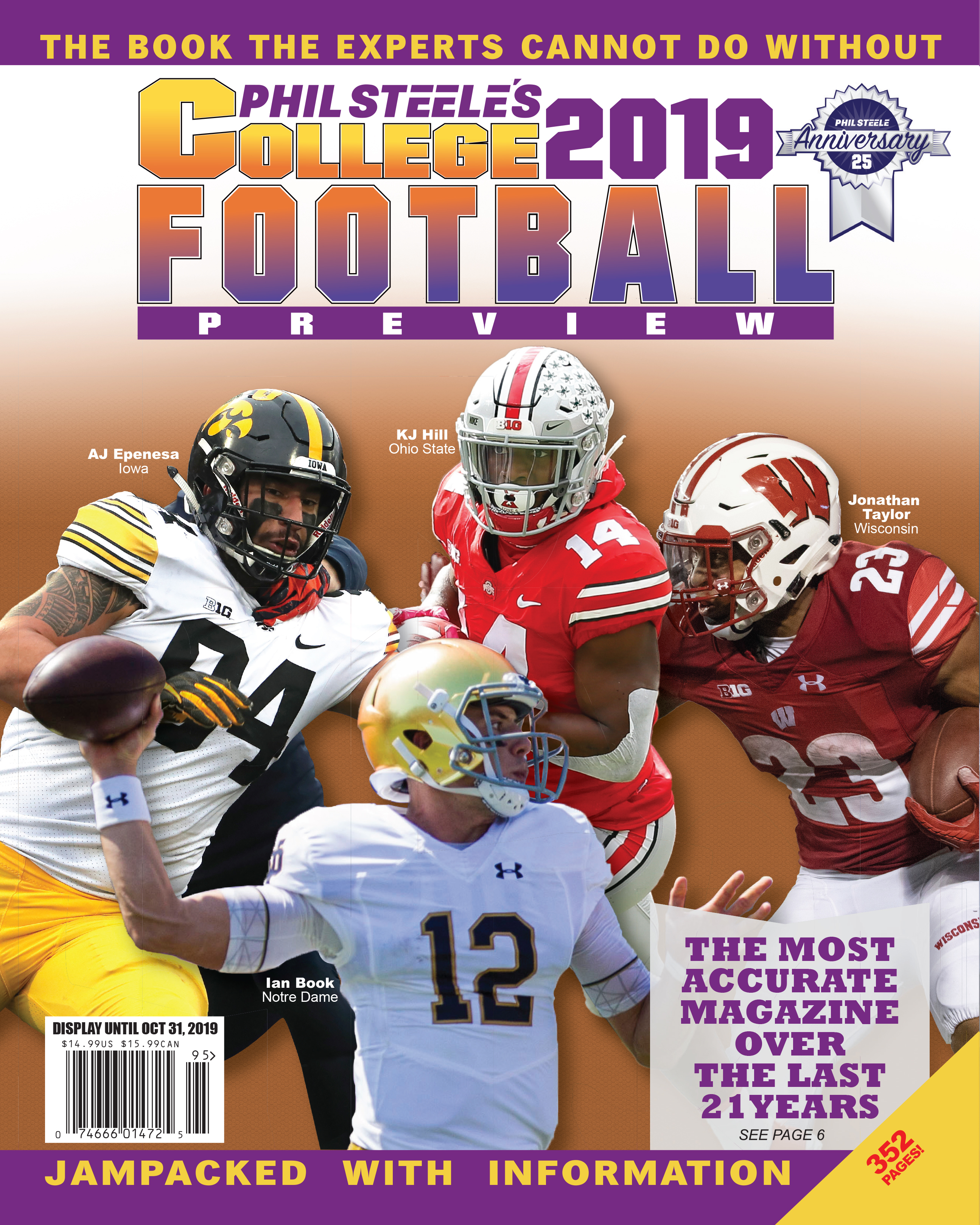 2019 College Football Preview