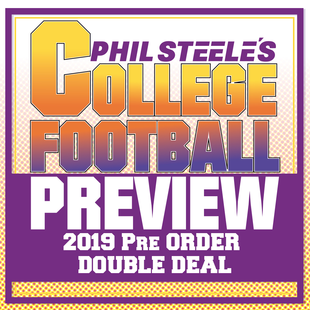 Double Deal: Two 2019 College Football Previews
